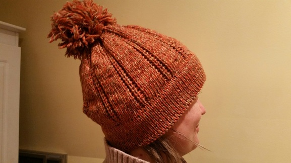 Knitted Hat - Free Pattern